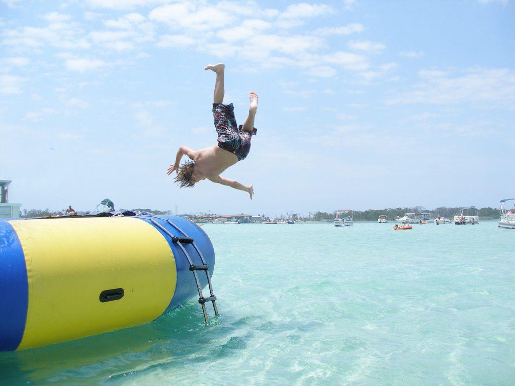 Water Sports With Sunshine Destin